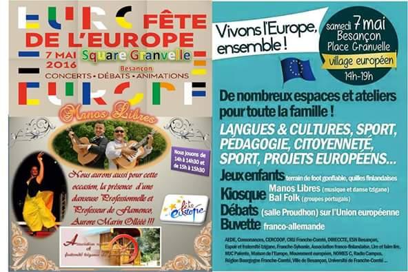 Journée de l'Europe 2016