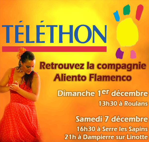 Téléthon de Dampierre sur Linotte