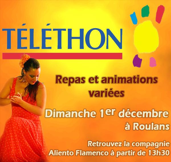 Téléthon de Roulans