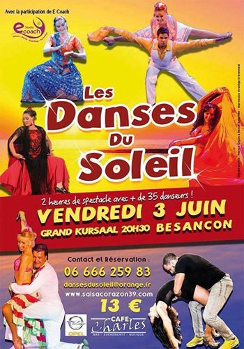 Les Danses du Soleil 2016
