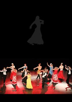 Gala Flamenco de l'ASEP au Grand Kursaal