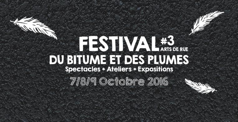 Festival du Bitume et des Plumes 2016
