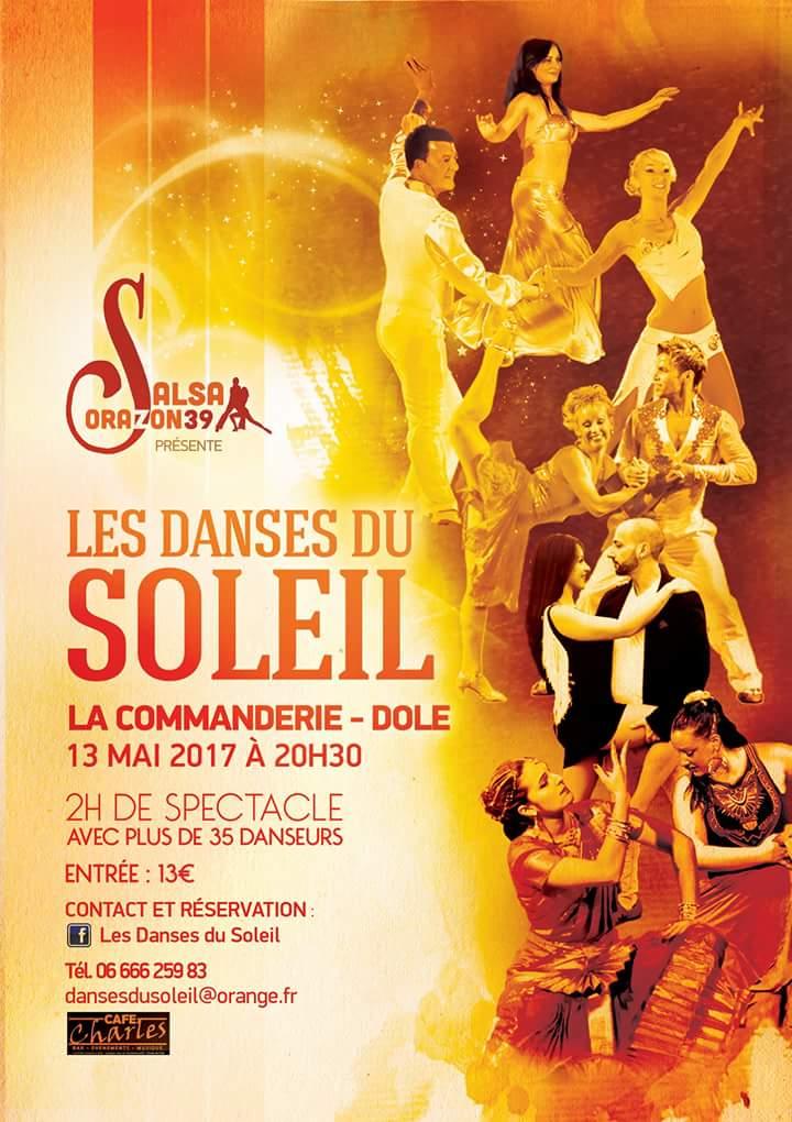 Les Danses du Soleil 2017