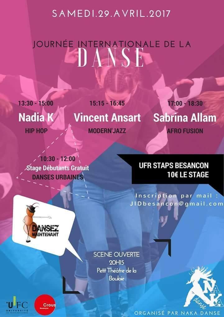 Journée de la danse