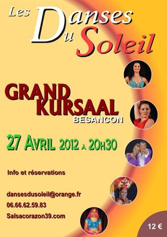 Les Danses du Soleil 2012