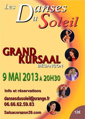 Les Danses du Soleil 2013